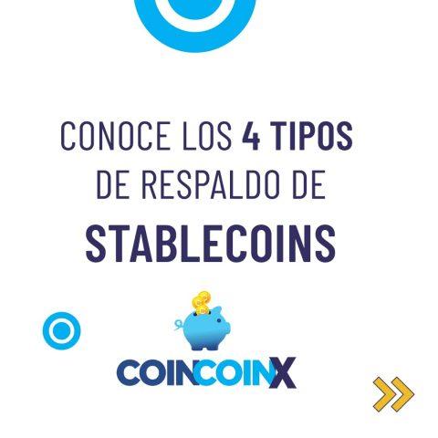 ¿Sabes qué son las Stablecoins y qué tipos existen?